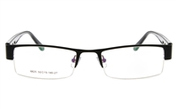 Dolce Luxy 6625 Stainless Steel Semi-rimless Unisex Optical Glasses