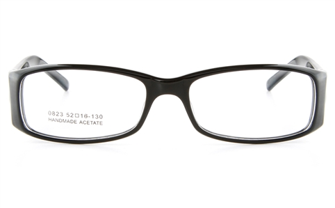 Forever Vision 0823 Acetate(ZYL) Mens Full Rim Optical Glasses - Square Frame