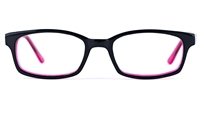 Vista Kids 0511 Acetate(ZYL)  Child Oval Full Rim Optical Glasses