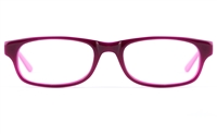 Vista Kids 0512 Acetate(ZYL)  Child Oval Full Rim Optical Glasses