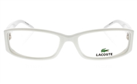 LACOSTE L2607 Stainless Steel/ZYL Full Rim Unisex Optical Glasses